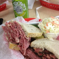 Photo taken at Pomperdale - A New York Deli by alanEATS on 3/20/2013