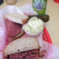 Photo taken at Pomperdale - A New York Deli by alanEATS on 5/8/2013