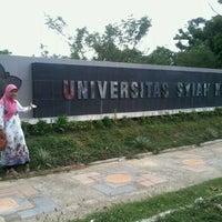 Photo taken at Universitas Syiah Kuala by Sinta C. on 9/20/2012