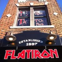 Photo taken at Flatiron by Kevin S. on 3/2/2013