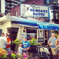 Photo taken at The Original Pancake House by mike l. on 7/13/2013