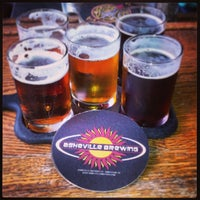 Photo taken at Asheville Brewing Company by mike l. on 6/17/2013