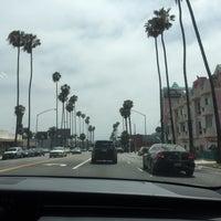 Photo taken at Santa Monica Blvd (@ Ocean Ave) by Adam J. on 5/31/2015