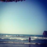 Photo taken at Chania Surf Club(theatro Summer) by Travel G. on 8/2/2013