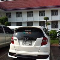 Photo taken at Kalasin City Hall by วิทยา อ. on 4/17/2014