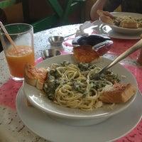Photo taken at Cafe Goa by Elena V. on 4/7/2013