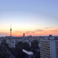 Das Foto wurde bei Dachterasse Andreasstraße 22 von Adam G. am 8/8/2017 aufgenommen