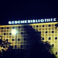 Photo taken at Amerika-Gedenkbibliothek (AGB) by Adam G. on 8/5/2013