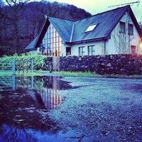 Photo taken at Loch Lomond by Adam G. on 1/4/2014