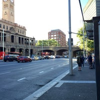Photo taken at Central Station Bus Stop (Stand C) by Lauro on 11/2/2014