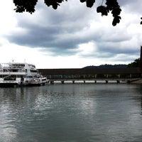 Photo taken at Waterfront International Ferry Terminal by Arnolus 杨. on 8/10/2013