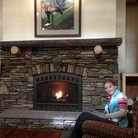 Photo taken at McKinley Village Lodge by Maria F. on 7/7/2013