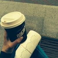 Photo taken at Double B Coffee & Tea by Yulia E. on 5/10/2014