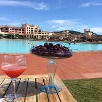 Photo taken at Hotel Cala di Volpe, Costa Smeralda by Evgenia A. on 8/16/2016