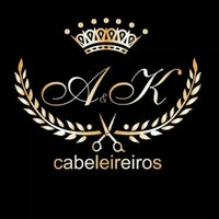 Photo taken at A&K Cabeleireiros by Robson D. on 11/6/2014