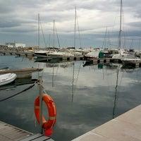 Foto scattata a Marina del Gargano - Porto Turistico di Manfredonia (FG) Gargano Puglia Italy da Marco G. il 12/27/2013