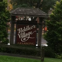 Photo taken at Peddler's Village by Stephanie M. on 9/29/2012