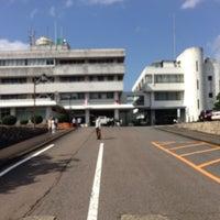Photo taken at 美濃市役所 by Yoshio O. on 10/12/2013