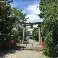 Photo taken at 常葉神社 by Yoshio O. on 7/5/2016
