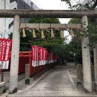 Photo taken at 水野社 by Yoshio O. on 5/27/2018