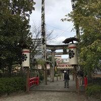 Photo taken at 常葉神社 by Yoshio O. on 10/8/2017