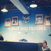 Photo taken at Samsat Mall Chandra by elma s. on 6/7/2013