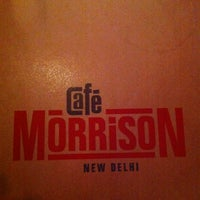 Photo taken at Cafe Morrison by Somesh J. on 3/13/2013