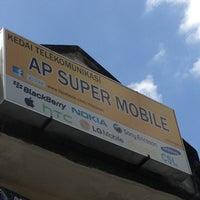 Photo taken at AP Super Mobile by Chris L. on 5/28/2013