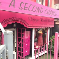Photo taken at A Second Chance Designer Resale Boutique by Kim M. on 3/24/2013