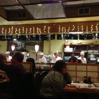 Photo taken at U-Yee Sushi by Kim M. on 1/18/2013