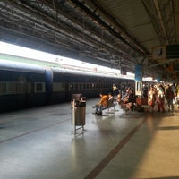Photo taken at Bangalore City Junction Railway Station by Subbanna K. on 12/1/2012