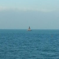 Photo taken at Toledo Harbor Lighthouse by William M. on 4/5/2013