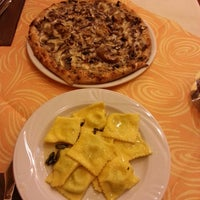 "Photo taken at Ristorante Pizzeria ""Al Passatore"" by Aisha A. on 11/13/2014"