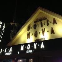 Photo taken at Bossa Nova Brazilian Cuisine by Amir B. on 10/7/2012