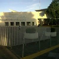 Photo taken at Universidad del Valle de México Campus Coyoacan by :) :. on 12/4/2012