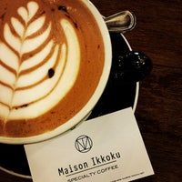 Photo taken at Maison Ikkoku Cafe by e r i c y. on 7/21/2013