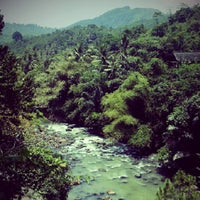 Photo taken at Arus liar, citarik Rafting sukabumi West Java by gilang P. on 9/30/2013