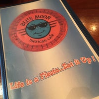 Photo taken at Blue Moon Mexican Cafe by Jennifer C. on 8/19/2016