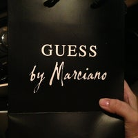 Photo taken at Guess by Marciano by Lisaveta S. on 1/20/2013