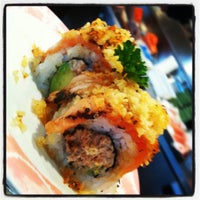 Photo taken at Sushi Roll by Electrified Perth on 11/29/2012