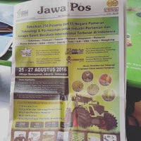 Photo taken at JIExpo Hall B by andsisko ☺. on 8/25/2016