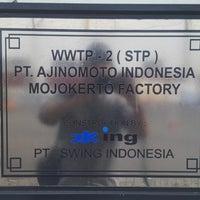 Photo taken at Ajinomoto - Mojokerto Factory by andsisko ☺. on 11/11/2014