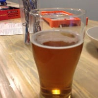 Photo taken at Thompson Brewing Co. by Mike R. on 9/4/2014