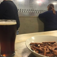 Photo taken at Thompson Brewing Co. by Mike R. on 1/10/2015