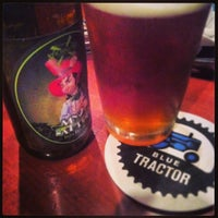 Photo taken at Blue Tractor Cook Shop by Dirt on 5/23/2013
