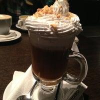 Photo taken at Coffee Black by Julia🎀 P. on 3/25/2013