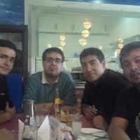 Photo taken at Mar de Viña Restaurant by Cristóbal F. on 8/16/2013