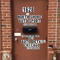 Photo taken at Chicago Auto Detail by Elliott C. on 5/17/2014
