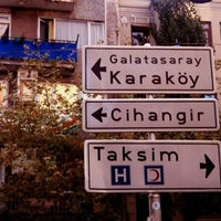 11/10/2012 tarihinde Duray S.ziyaretçi tarafından Cihangir Kahvehanesi'de çekilen fotoğraf