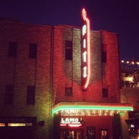 Photo taken at Alamo Drafthouse Cinema – Ritz by Maggie H. on 5/28/2013